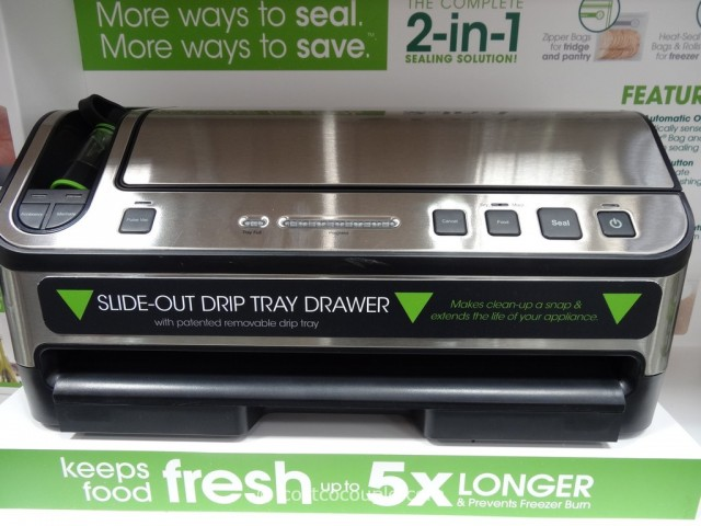 Foodsaver 4800 Vacuum Sealing System Costco 2