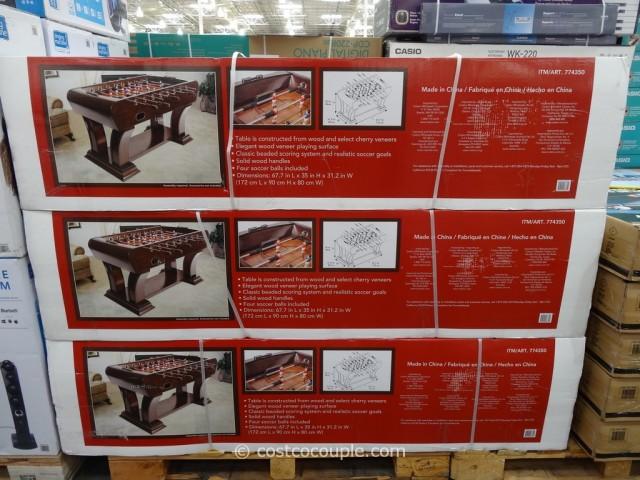 Foosball Table Costco 4