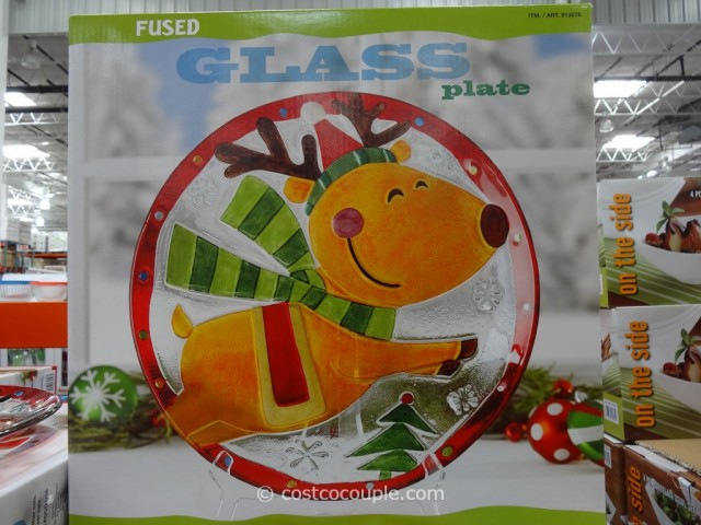 Fused Glass Plate Costco 2