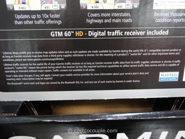 Garmin Nuvi 3590 LMT GPS Costco 5