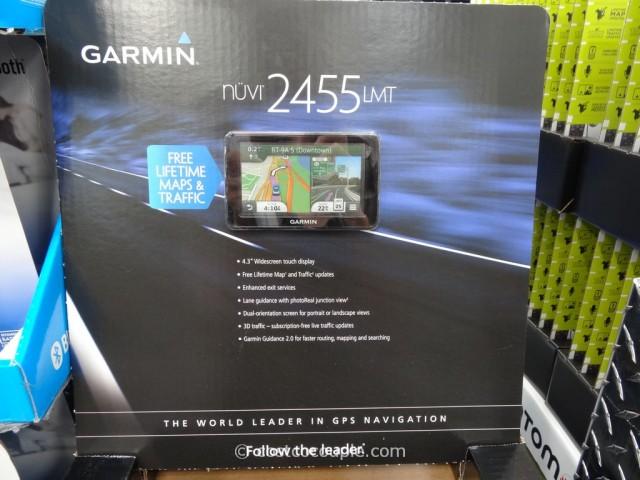 Garmin Nuvi GPS 2455LMT Costco 1