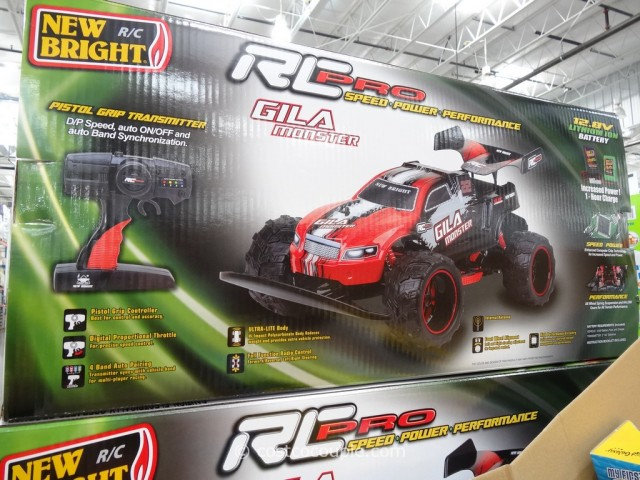 Gila Monster RC Pro Costco 3