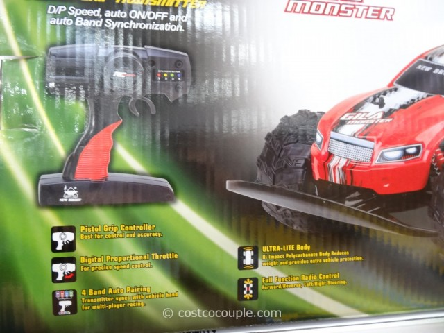 Gila Monster RC Pro Costco 4