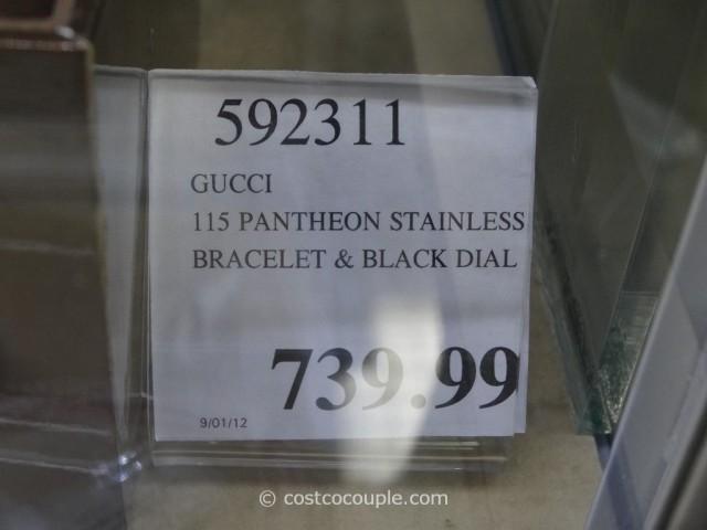 Gucci Pantheon Watch Costco  2