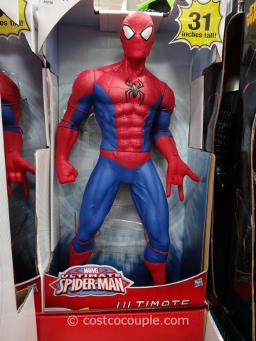Hasbro 31 Inch Spiderman Costco 1