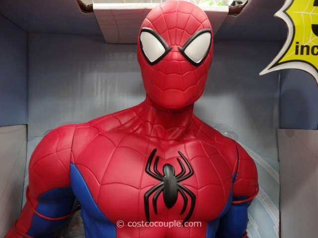 Original Mattress Company Coupons Hasbro 31 Inch Spiderman Costco 1