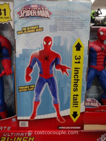 Hasbro 31 Inch Spiderman Costco 3