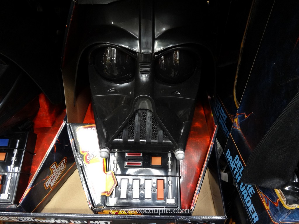 Hasbro Star Wars Darth Vader Helmet Costco 2