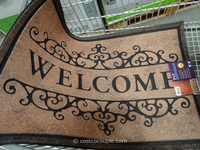 Heavy Duty Decorative Doormat Costco 2