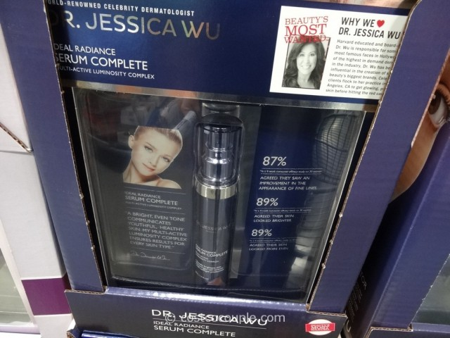 Jessica Wu Ideal Radiance Serum Costco 2