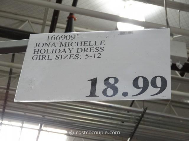 Jona Michelle Holiday Dress Costco 4