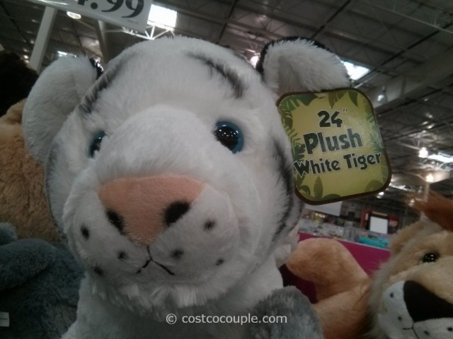 Jungle Animal Plush Toy Costco 1