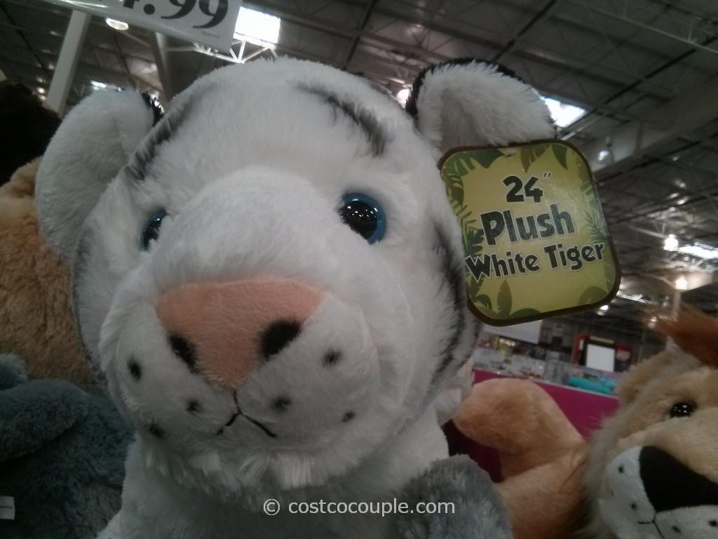 Jungle Animal Plush Toy