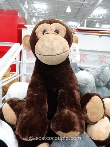 Jungle Animal Plush Toy Costco