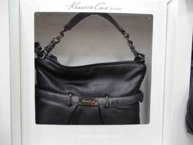 Kenneth Cole Leather Handbag Costco 4