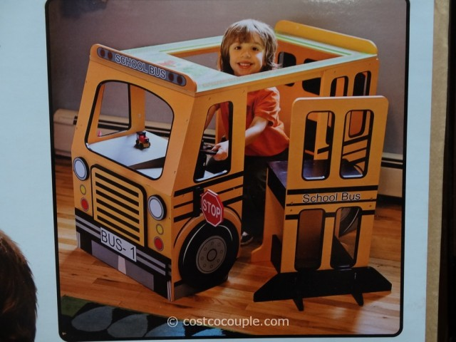 Kenyield School Bus Play Center