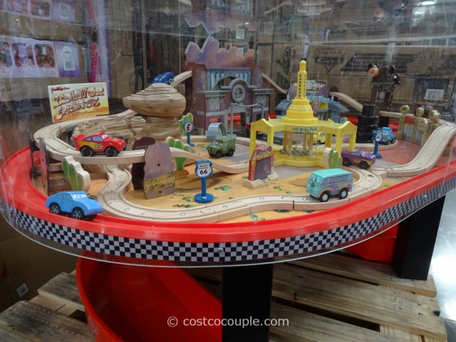 kidkraft cars radiator springs table 2