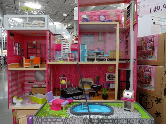 KidKraft Uptown Dollhouse Costco 10