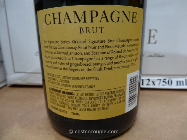 Kirkland Signature Champagne Brut Costco 3