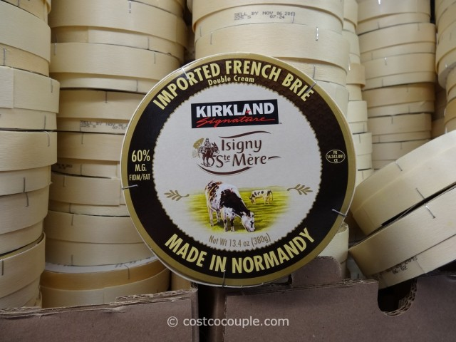 Kirkland Signature Isigny French Brie Costco 2