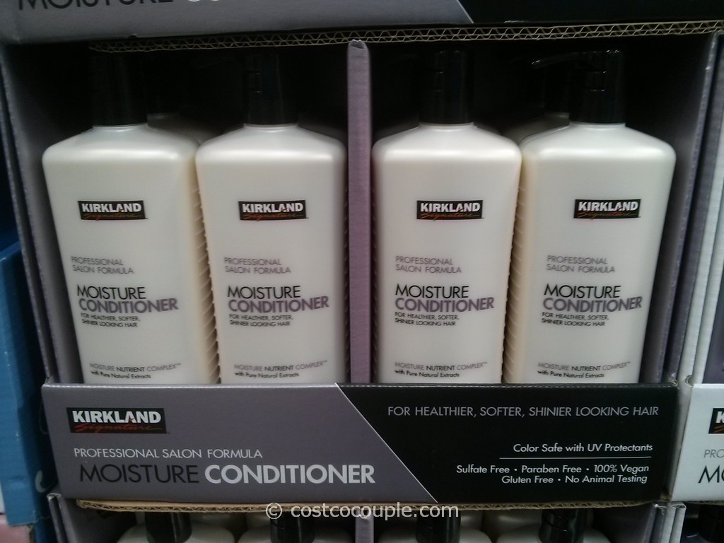 Kirkland Signature Moisture Conditioner Costco 2