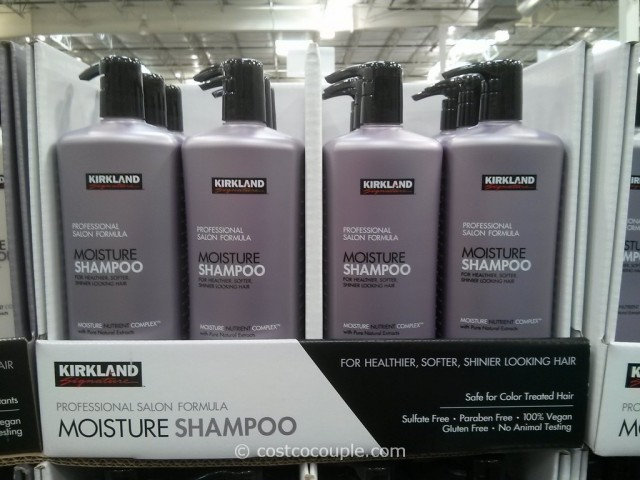 Kirkland Signature Moisture Shampoo Costco 2
