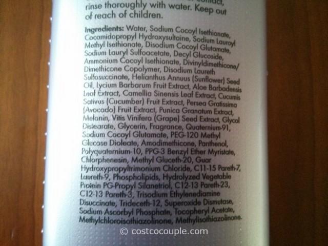 Kirkland Signature Moisture Shampoo Costco 6