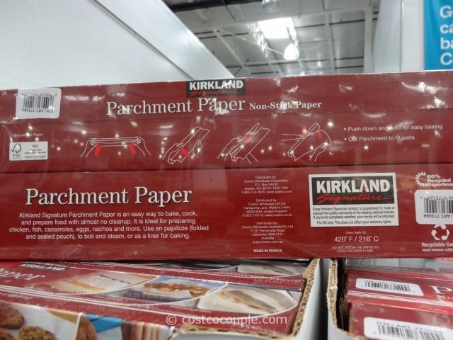 Kirkland Signature Parchment Paper 2-Pack Costco 2