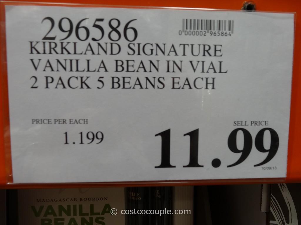 Kirkland Signature Vanilla Beans : Kirkland Signature Vanilla Beans Costco 1 from costcocouple.com size 1024 x 768 jpeg 144kB