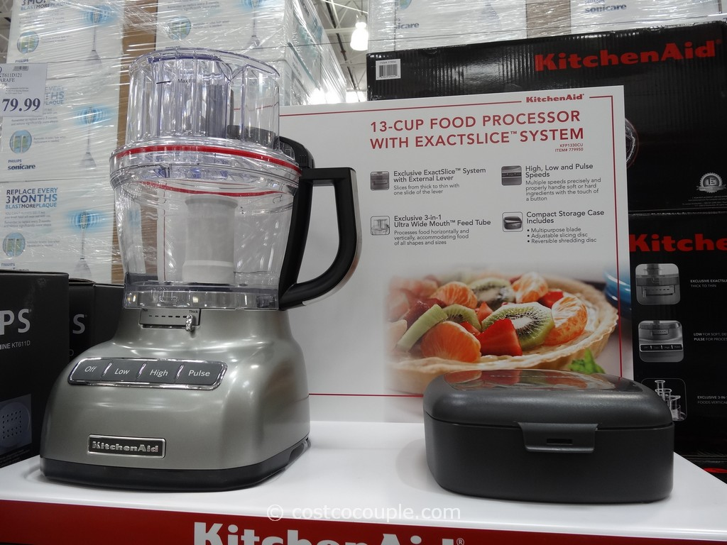 KitchenAid 13 Cup Food Processor Costco 2