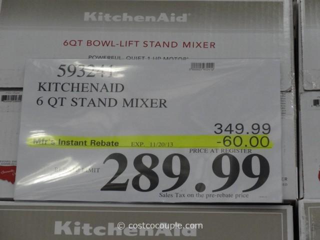 Kitchen Aid Professional Costco