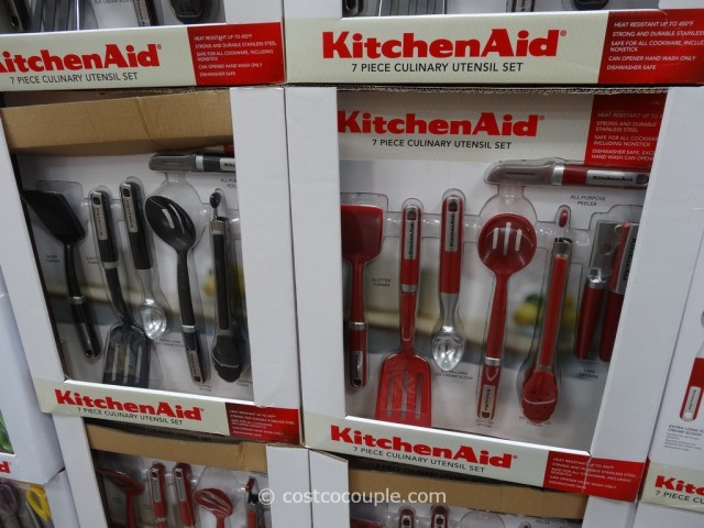 kitchenaid culinary utensil set. Black Bedroom Furniture Sets. Home Design Ideas
