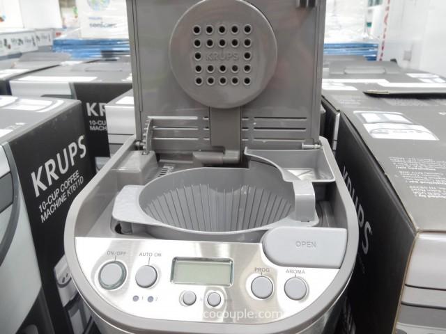 Krups Thermal Carafe Coffee Maker Costco 2