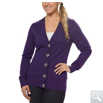 Lady Hathaway Ladies' Merino Cardigan Costco 4