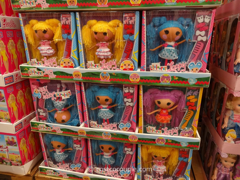 Lalaloopsy Loopy Hair Costco 1