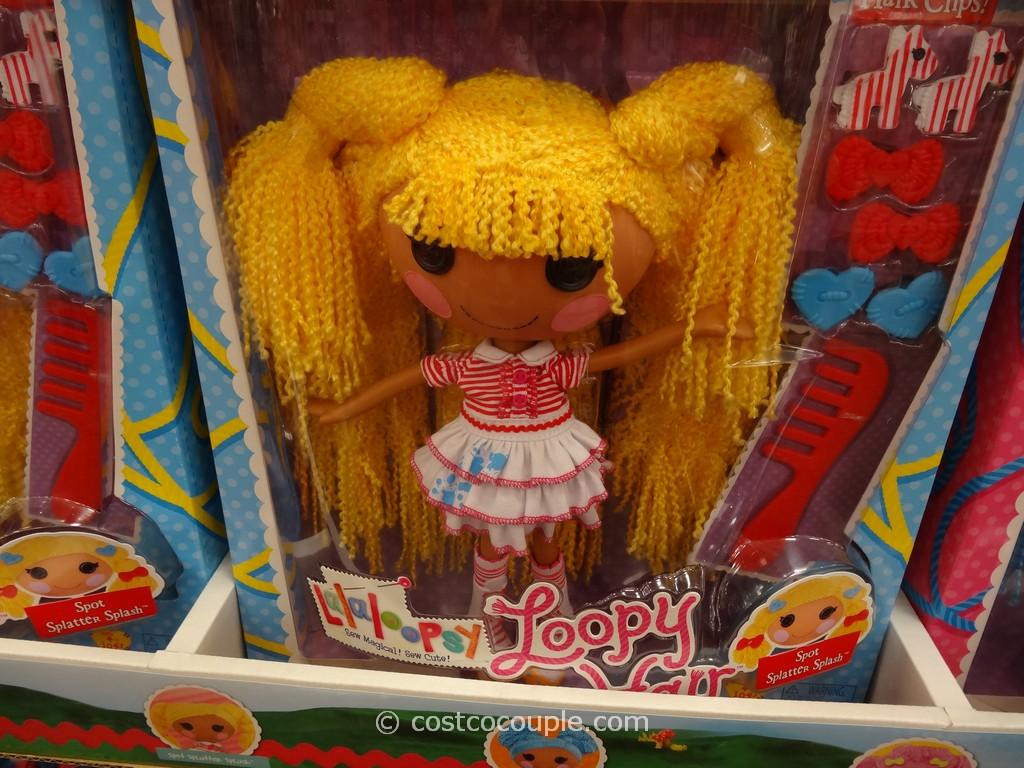 Lalaloopsy Loopy Hair