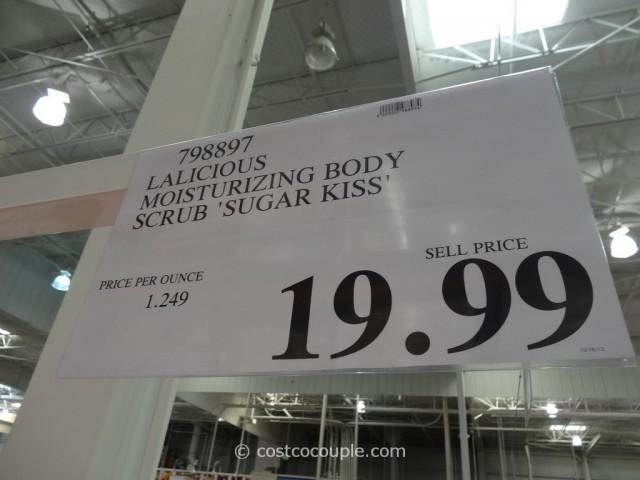 Lalicious Sugar Kiss Souffle Moisturizing Body Scrub Costco 4