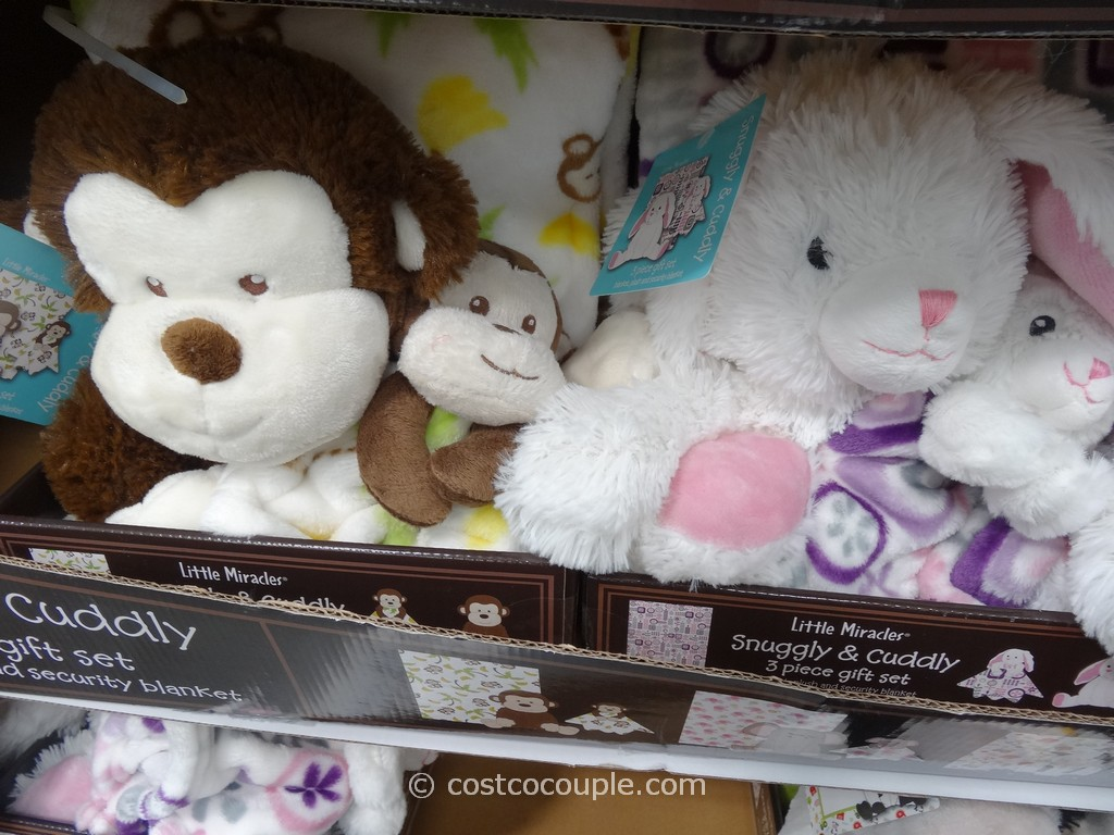 Little Miracles Snuggly and Cuddly Set Costco 2