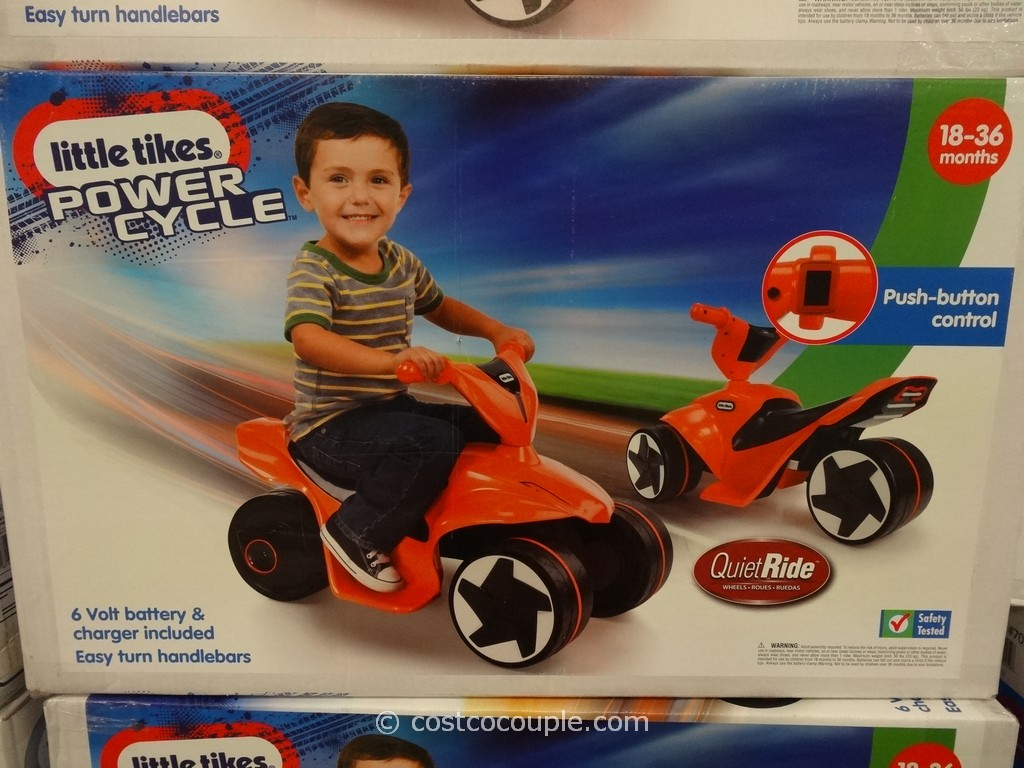 Little Tykes Power Cycle Costco 1