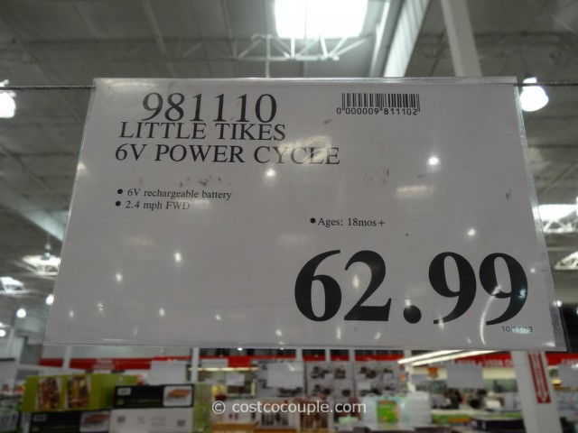Little Tykes Power Cycle Costco 4