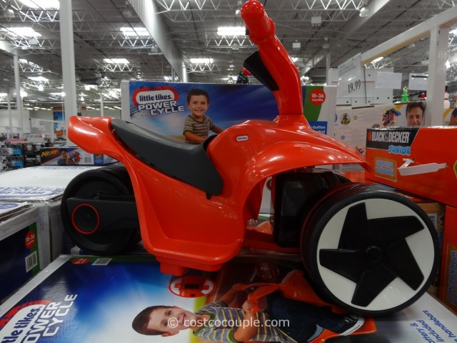 Little Tykes Power Cycle Costco 5