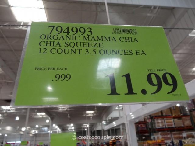 Mamma Chia Organic Chia Squeeze Costco 3