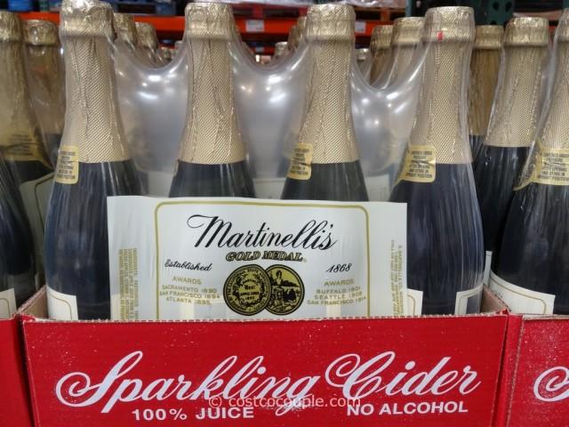 Martinelli Sparkling Cider Costco 2