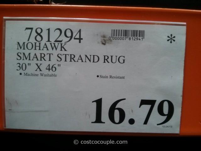 Mohawk Smart Strand Rug Costco 1