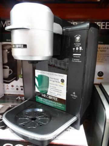 Mr Coffee Single Serve Brewer Costco 2