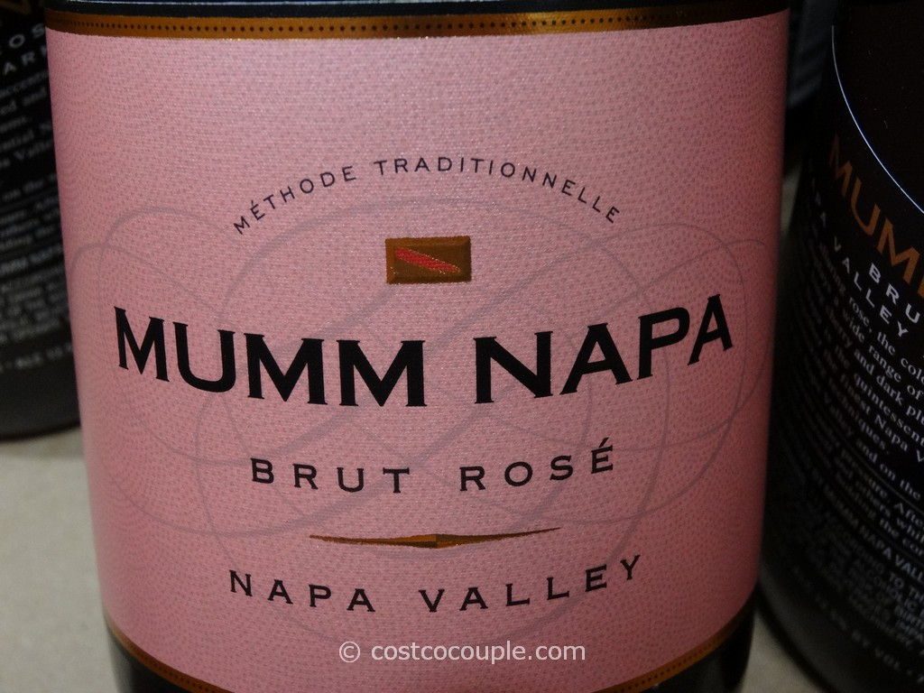 Mumm Napa Brut Rose Costco 3