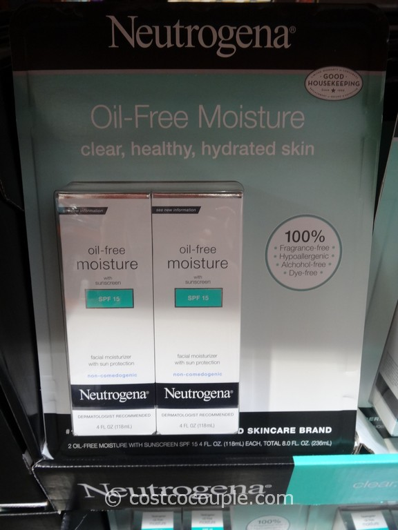 Neutrogena Oil Free Moisturizer Costco 2