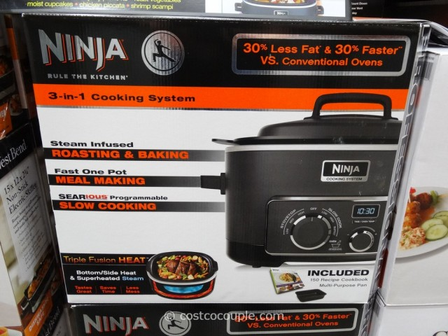Ninja Professional 3-In-1 Cooking System Costco 2