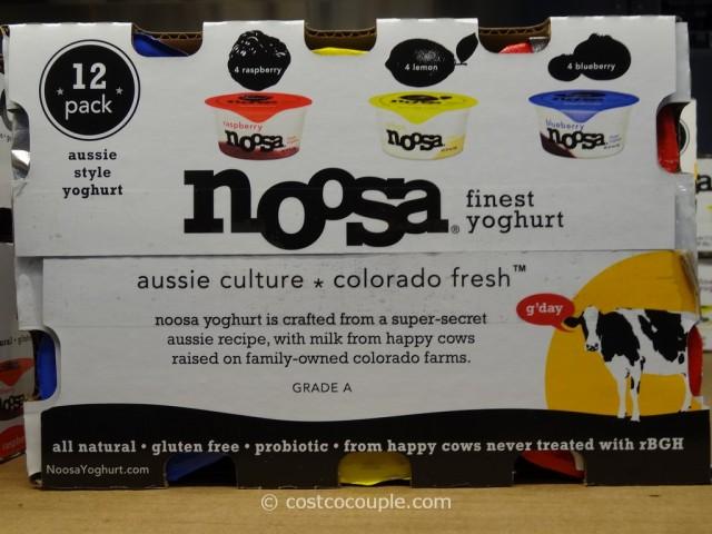 Noosa Yoghurt Variety Pack Costco 1