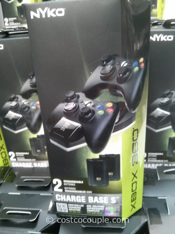 Nyko Charge Base S Costco 4
